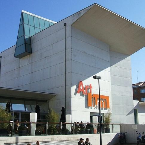 ARTIUM Museo de Arte Contemporáneo Vitoria