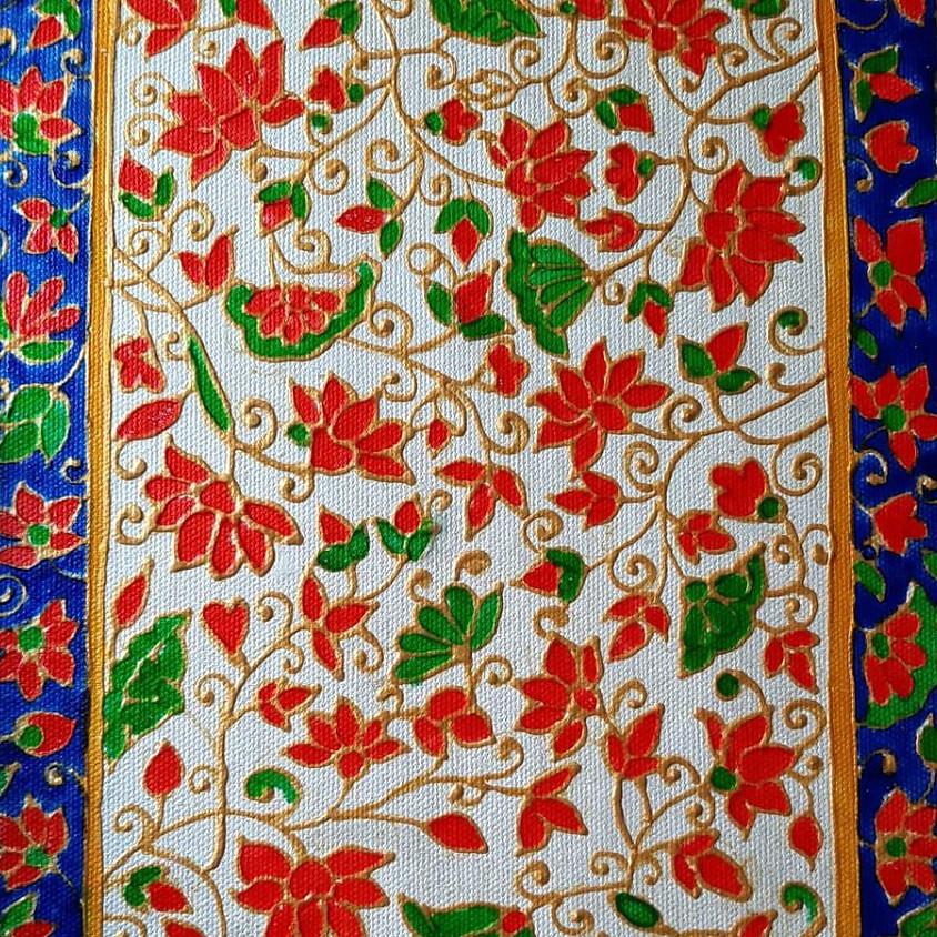 Meenakari Painting