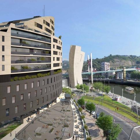 Hotel y Residencial Museoalde Bilbao