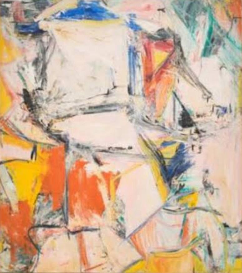 Interchange painting