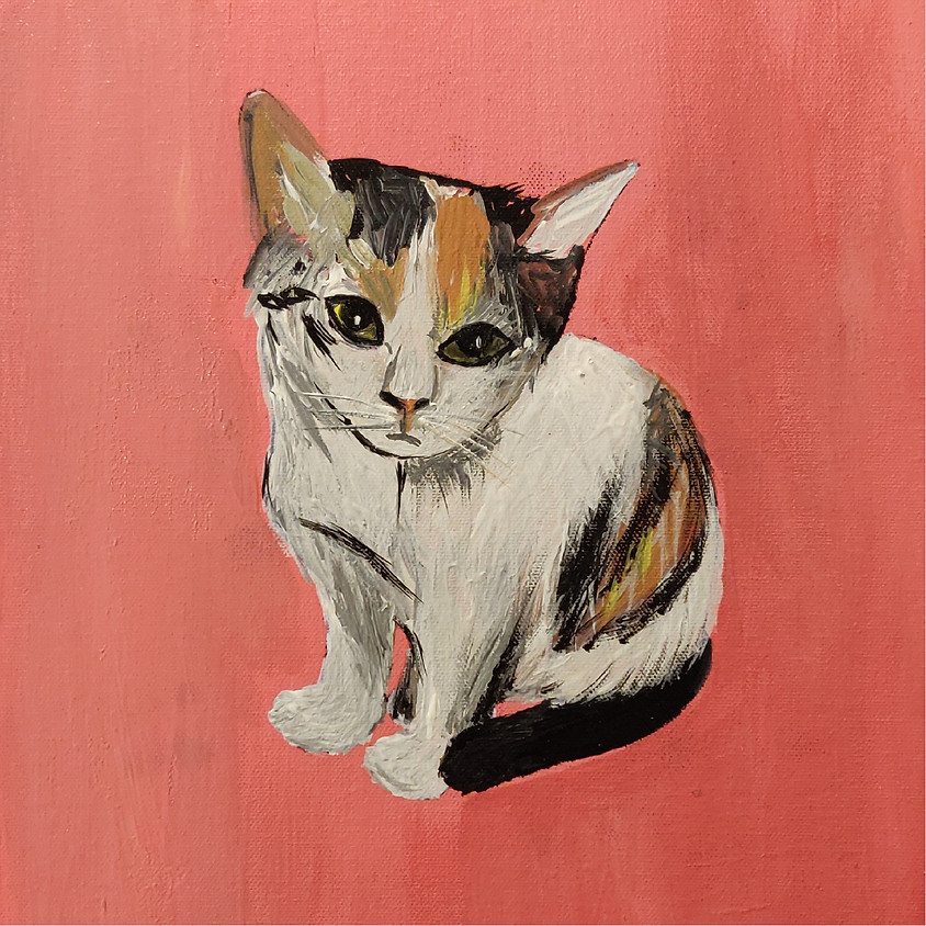 Private Event - Paint your pet