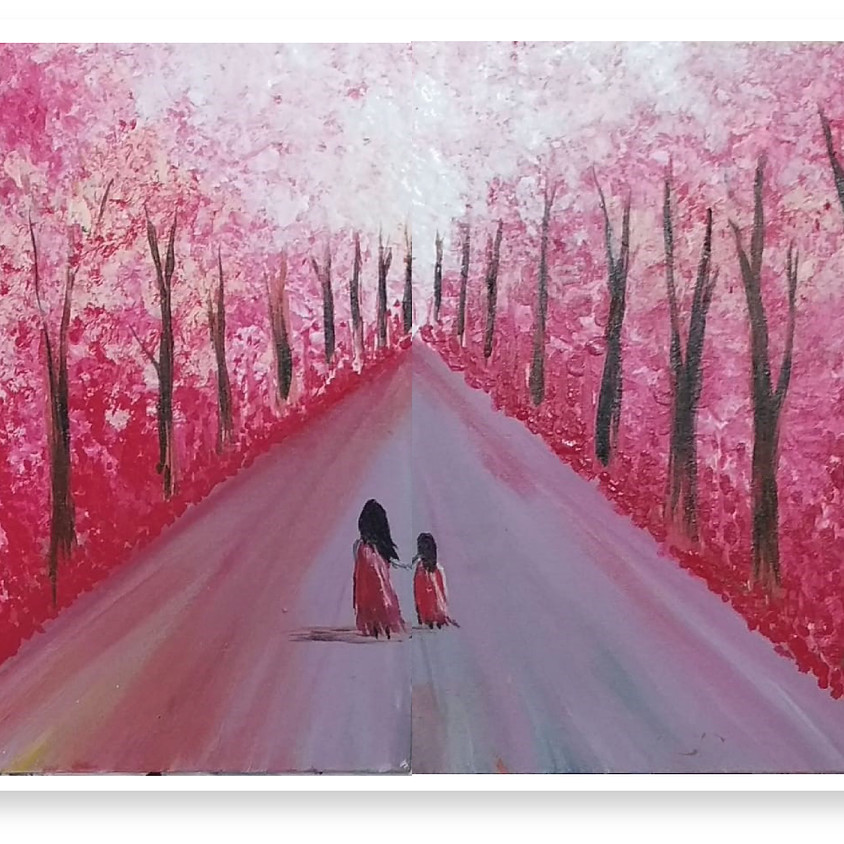 Cherry Blossoms (One person/Couple)