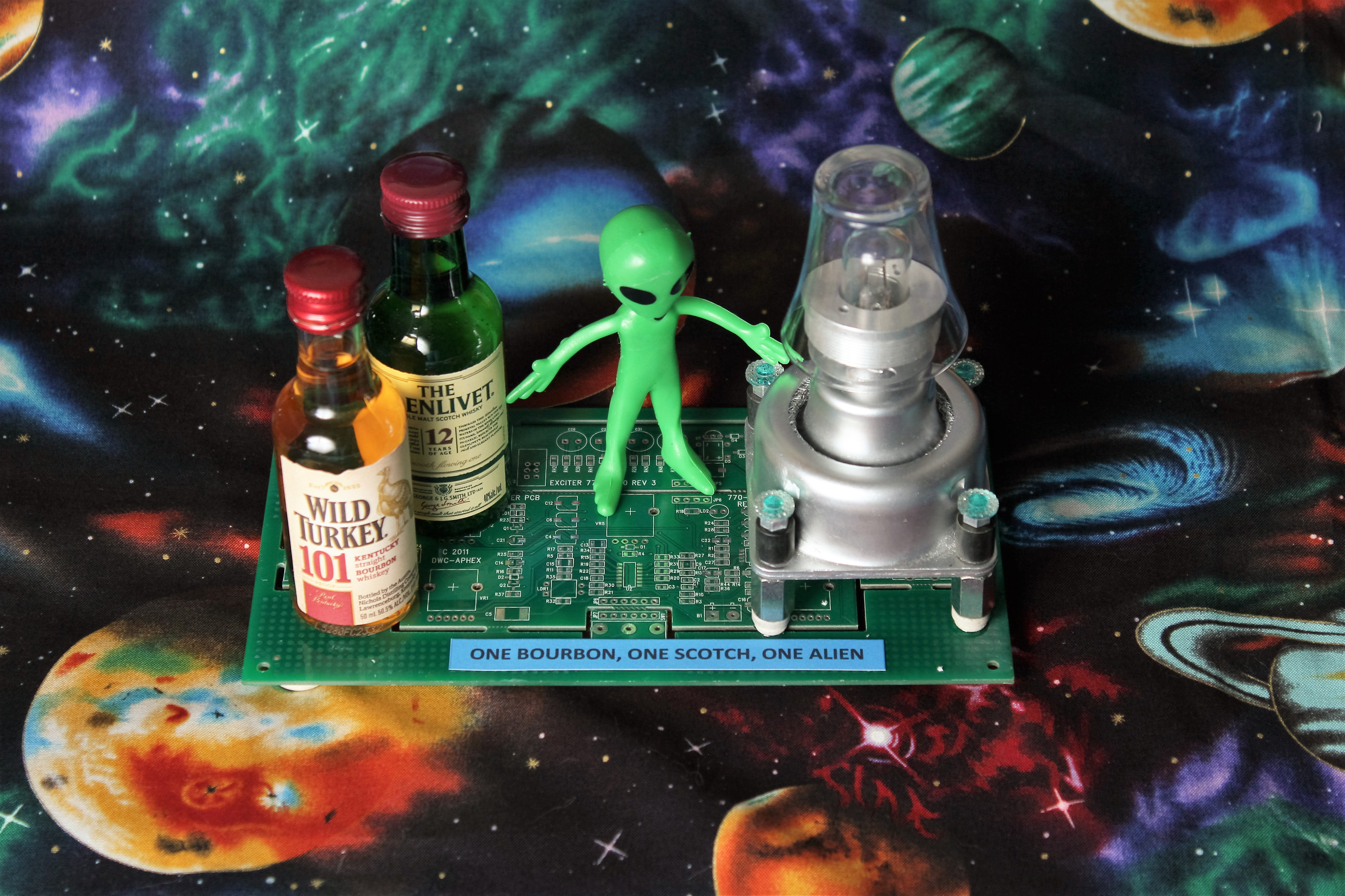 167 One Bourbon, One Scotch, One Alien 3