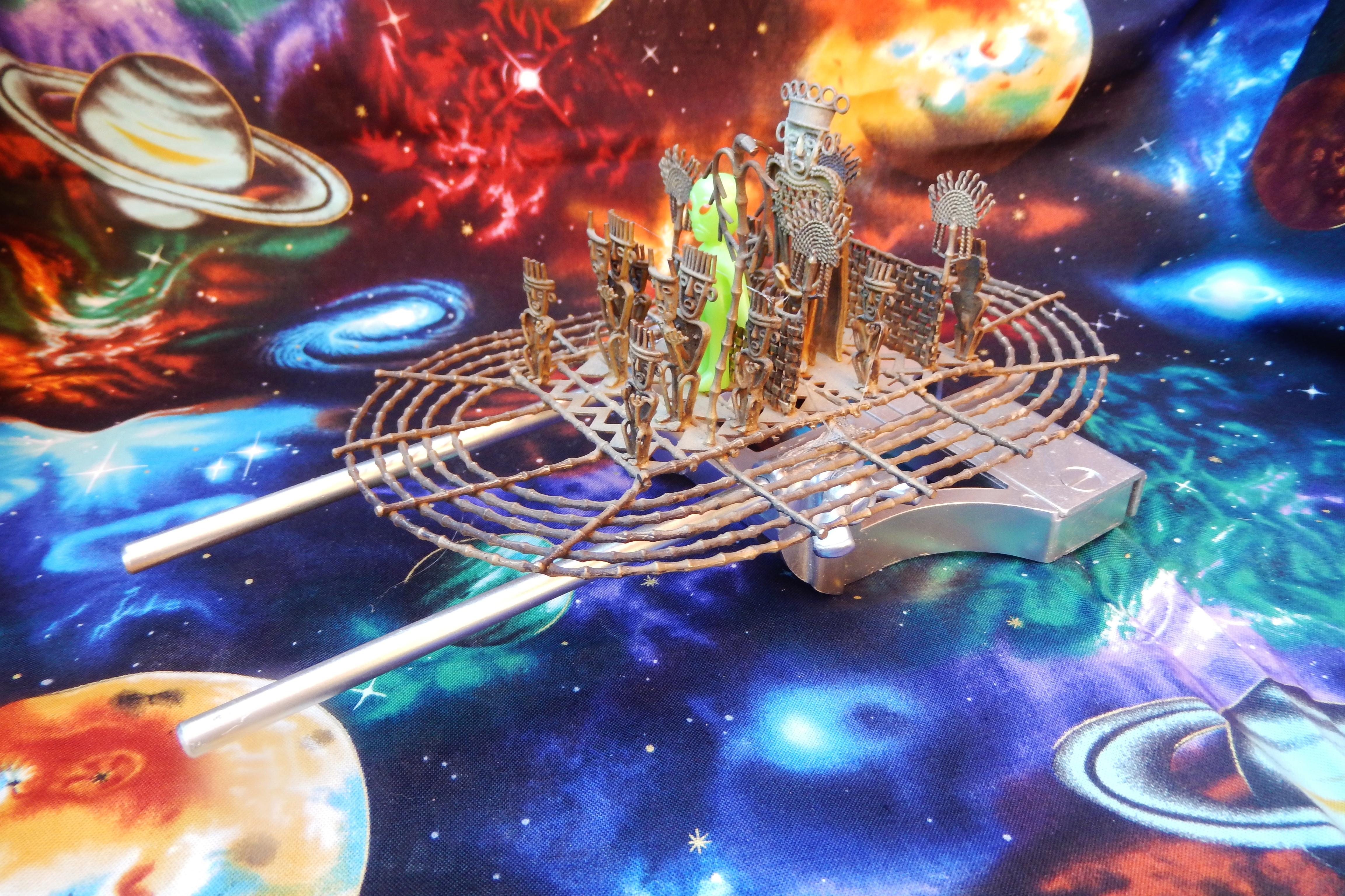 51A Inca Dinka Alien