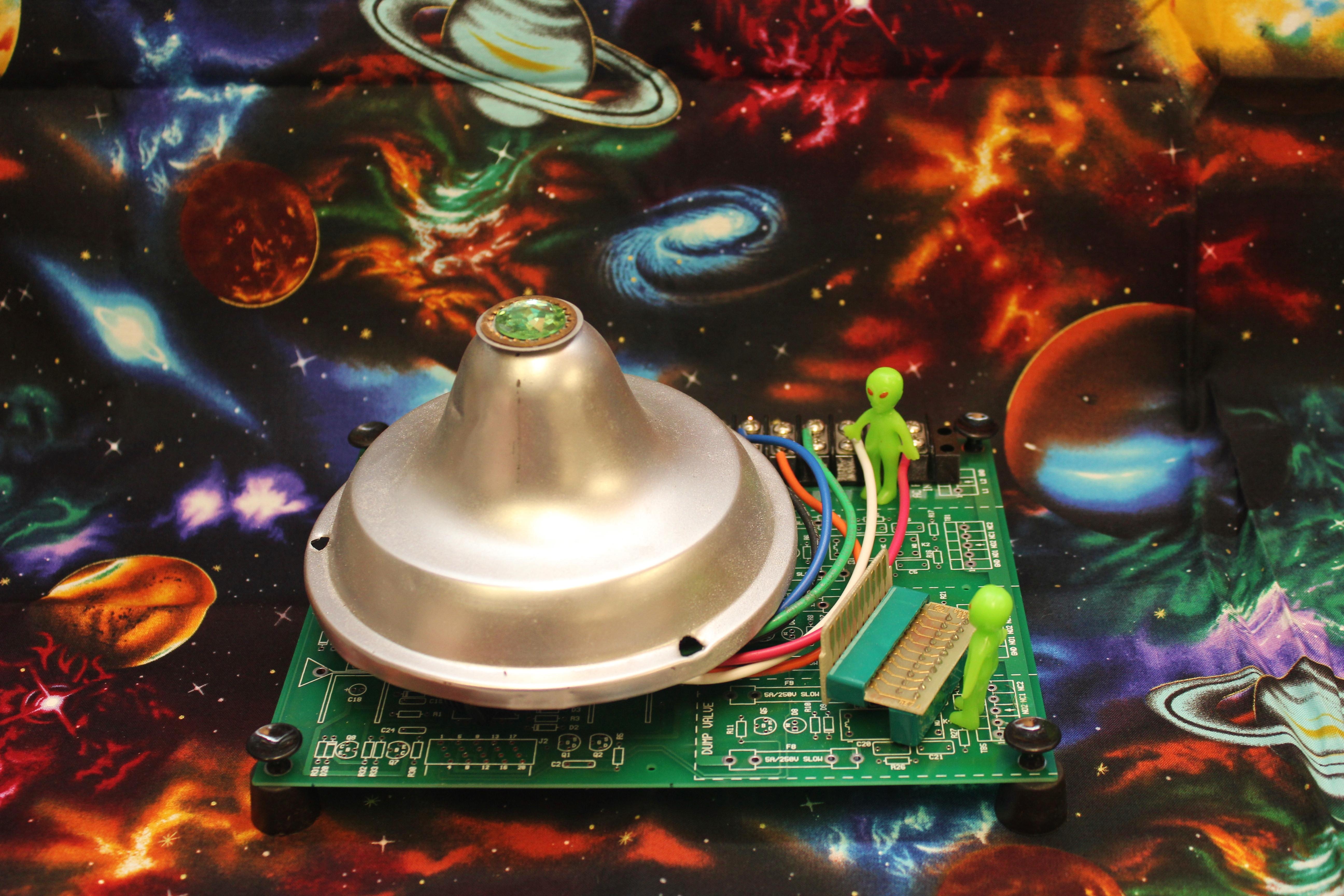 29A UFO Service Station
