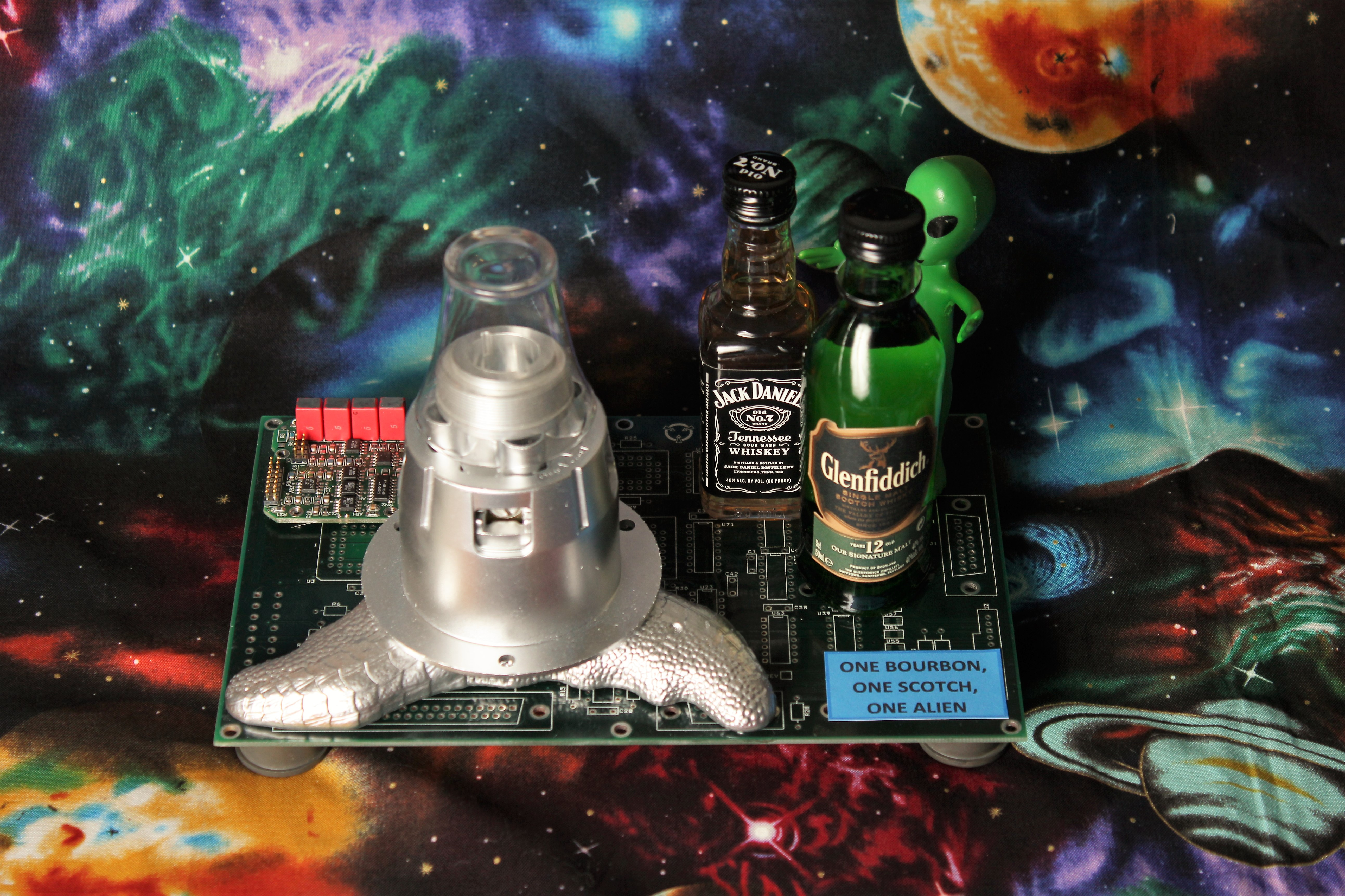 166 One Bourbon, One, Scotch, One Alien 2