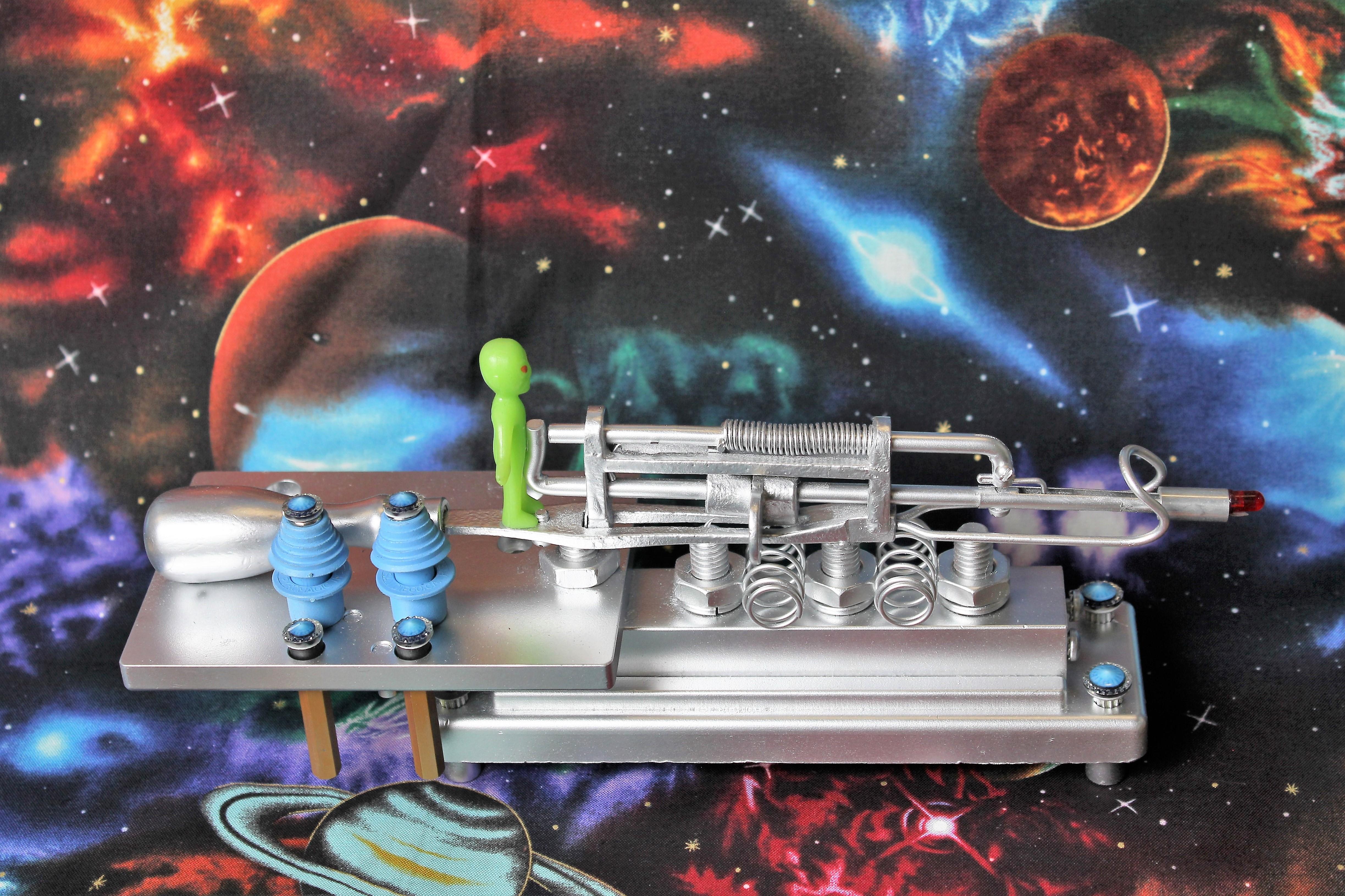85A Alien Laser Beam