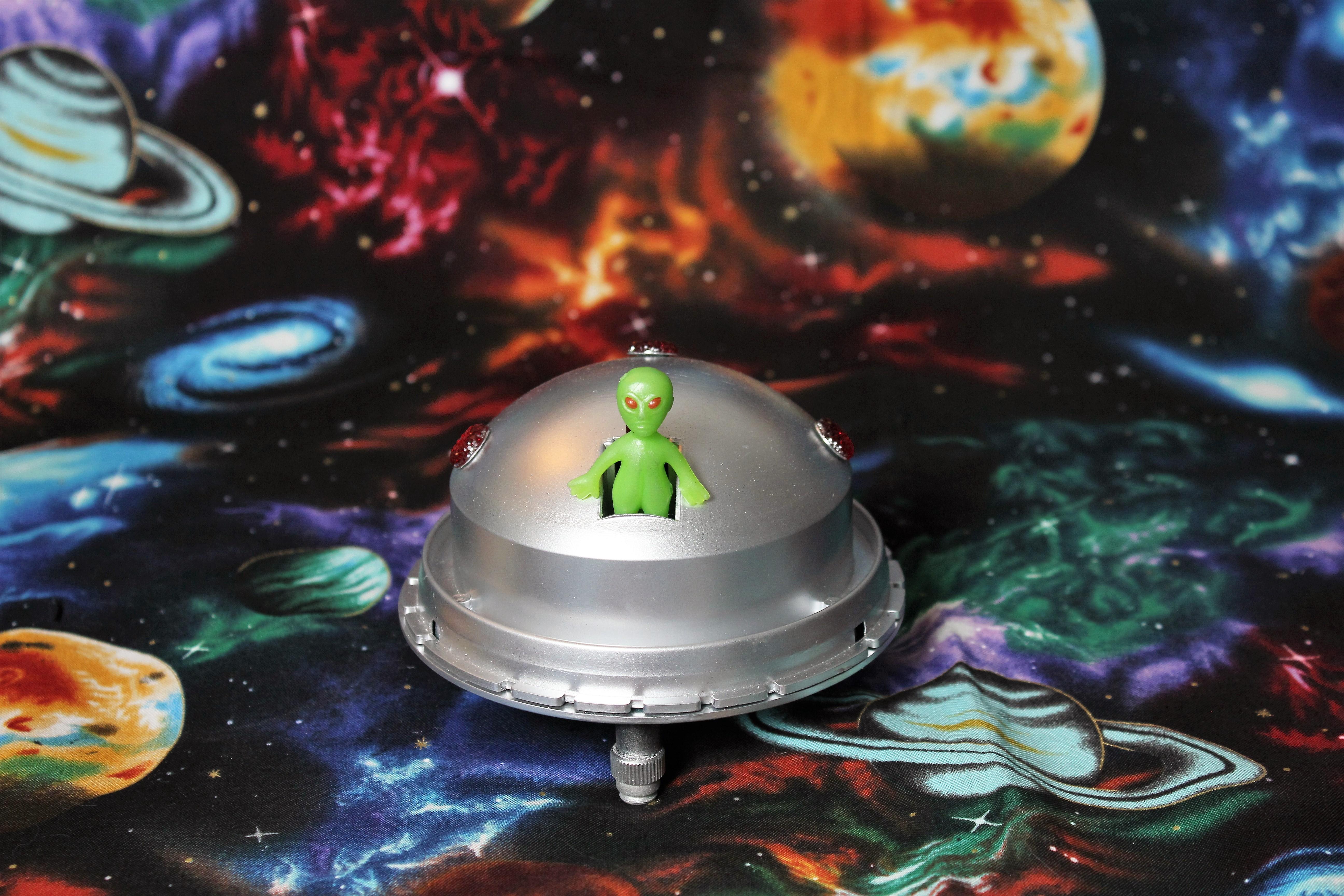 132 Space Probe