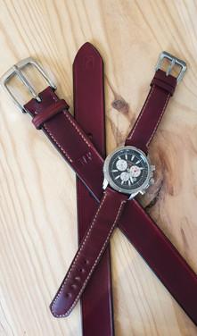 ceinture et bracelet de montre atelier shazak