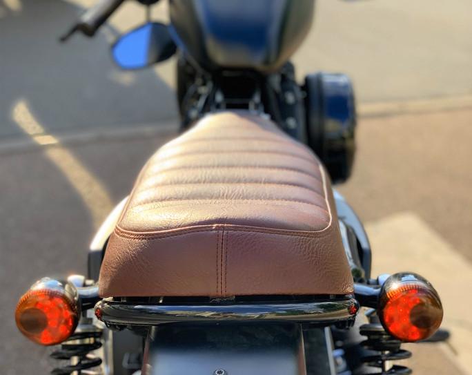 Selle Harley atelier shazak