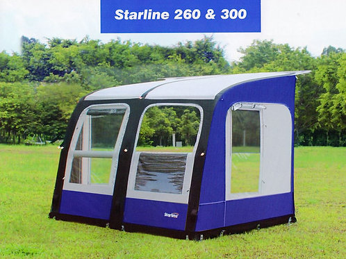 Camp Tech Starline 260