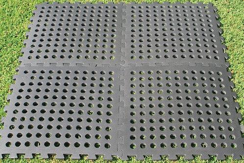 Easy-Lock Flooring (4 Tile Packs) from