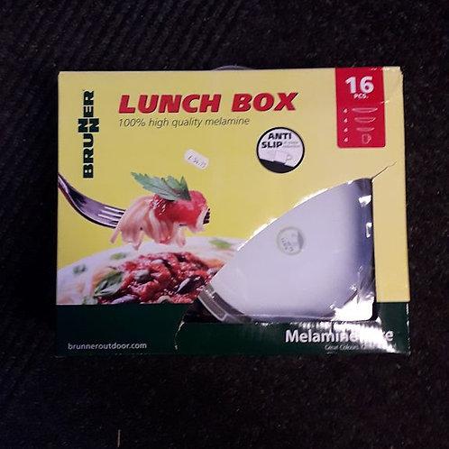 Melamine Set Brunner Lunch Box