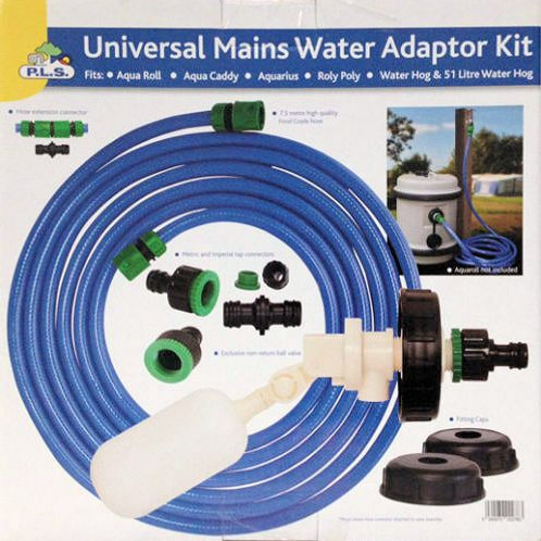 PLS Mains Water Adapter Kit