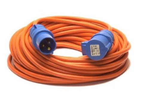 Mains Electric Hook Up Cable (Various Lengths) from