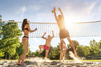 Gratis Beach- Volleyball