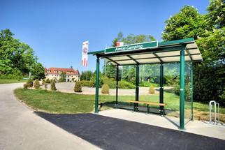 Bahnstation Almtalbahn in 1,5 km