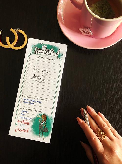 """Girl Boss""-To Do List"