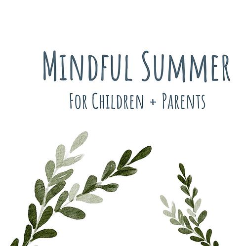 Mindful Summer Camp PDF