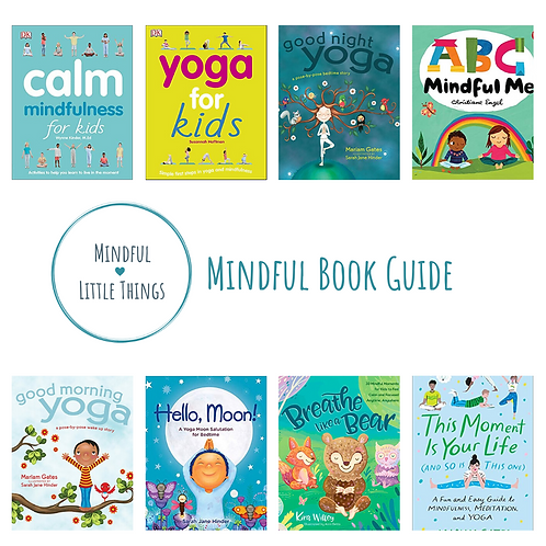 Mindful Book Guide