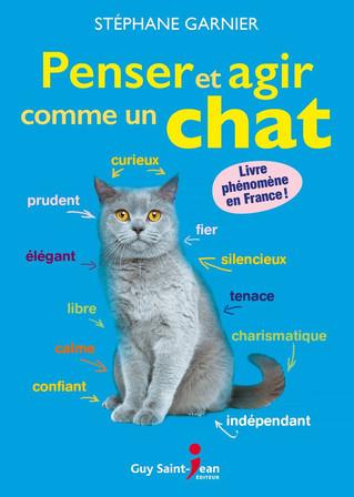 Penser et agir comme un chat sélectionné par le Journal de Montreal!
