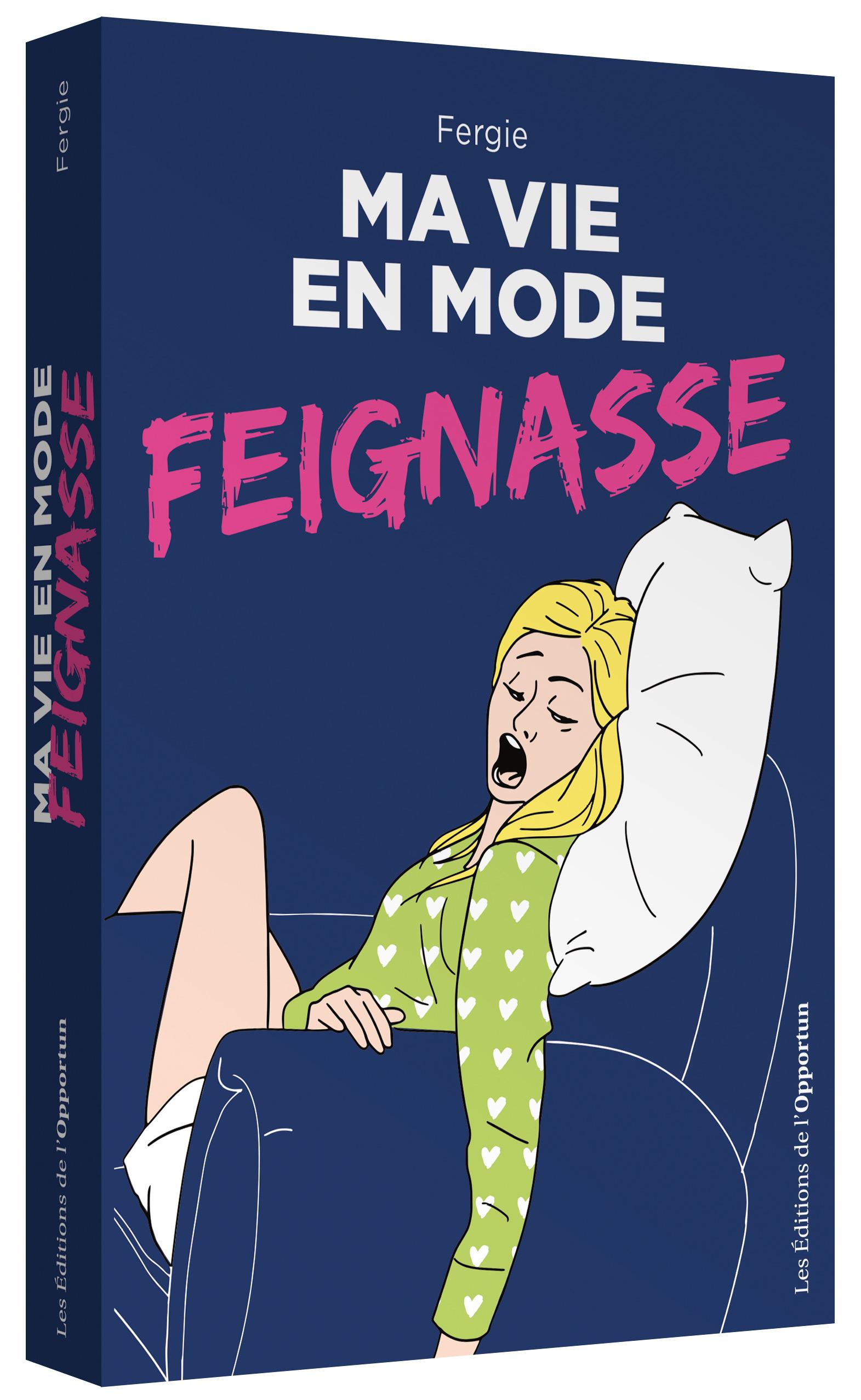 Ma vie en mode feignasse Fergie & Stéphane Garnier