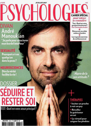 Psychologie magazine / Fnac