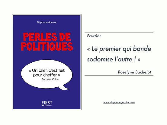 Stéphane Garnier - Perles de Politiques - Humour