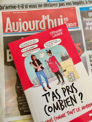 """Le parisien - """"T'as pris combien ? 9 mois comme tout le monde !"""""""