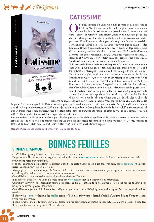 CATISSIME_56-67 CHAT PLUME MATOU CHAT 28