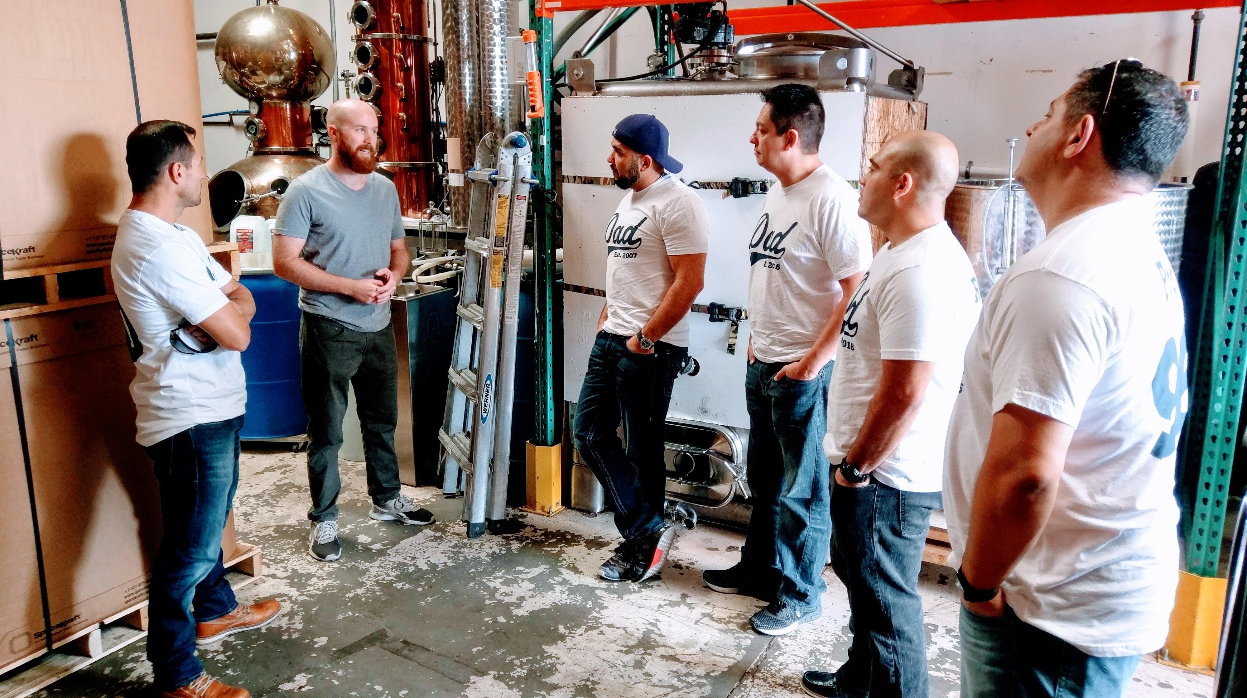 distillery talk