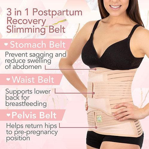 3 In 1 Postpartum Recovery Belt