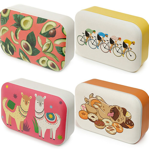 Bamboo Composite Lunch Box