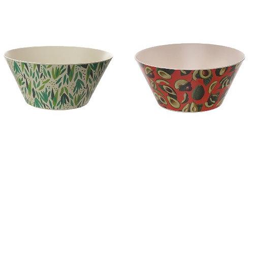 Bamboo Composite Salad Bowl