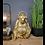 Thumbnail: Gold Gorilla Ape with Sunglasses & Headphones Ornament