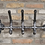 Thumbnail: Industrial Steampunk Pipe Coat Hook Wall Mounted 5 Hooks