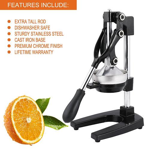 Manual Hand Press Fruit Juicer
