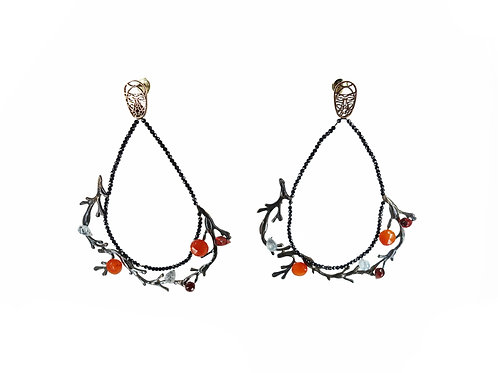 RADIANTE PROPORCION - PAIR OF EARRINGS