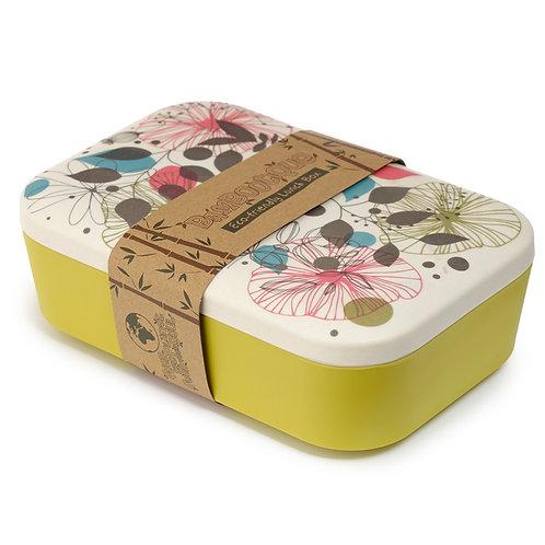 Bamboo Botanical Wisewood Lunch Box