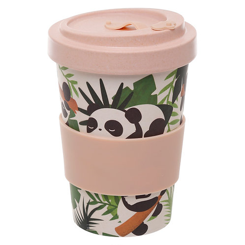 Bamboo Composite Pandarama Travel Mug