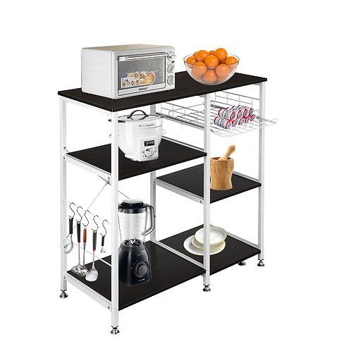 Kitchen Utility Storage Shelf Unit