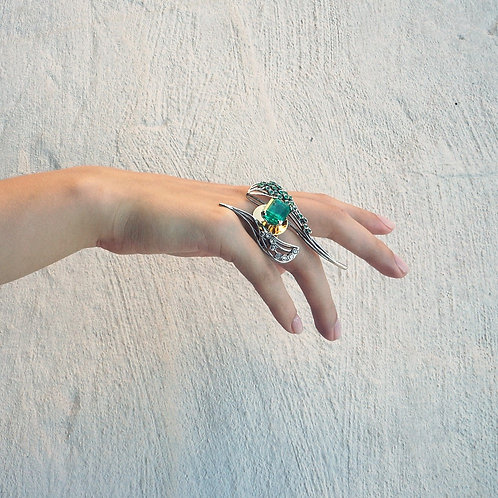Paradox Wings Cage - Ring