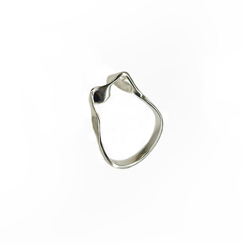 LES INSEPARABLES - WAVE RING