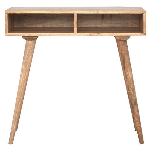 Scandinavian Style Solid Wood Writing Desk