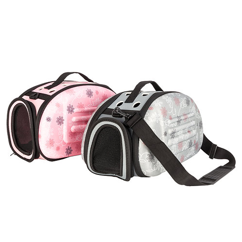 Pet Carrier - Grey or Pink