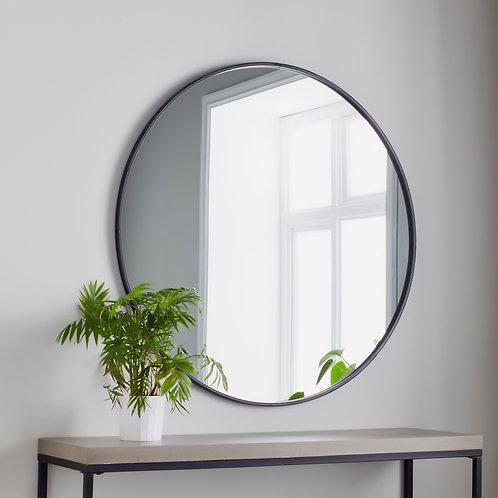 Manhattan Round Wall Mirror