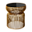 Thumbnail: Gold Curve Side Table