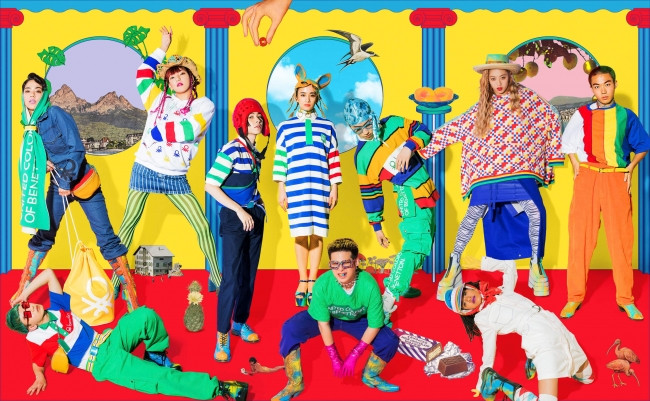 BENETTON  ART DIRECTION