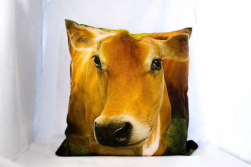 Jersey Gal' Cushion