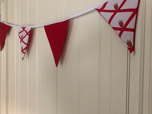 'Jersey Flag' Bunting